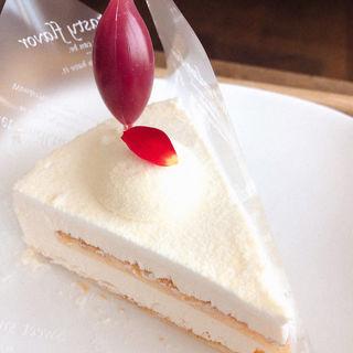 レアチーズケーキ(パティスリーツボ)