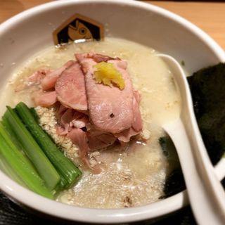 特製 真鯛らーめん(真鯛らーめん 麺魚 錦糸町パルコ店)