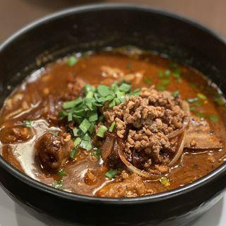 漢おとこタンタン麺(紅虎軒 大阪梅田店)