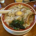 広州塩ワンタン麺