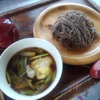 牡蠣蕎麦(木里口 )