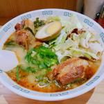 太肉麺(桂花ラーメン 新宿末広店 (けいからーめん))