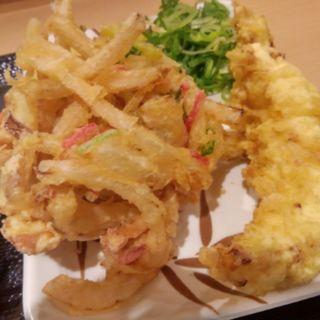 天ぷら(丸亀製麺)