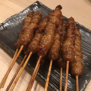 かわ焼き(博多かわ屋 すすきの店)