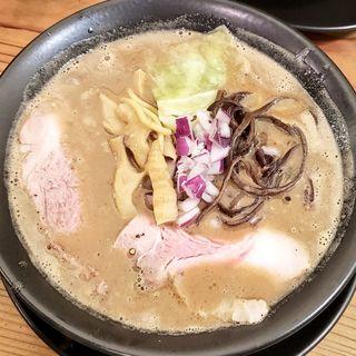 魚介豚骨(一望 (ichibou))