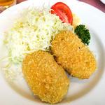 カニクリームコロッケ(厳選洋食さくらい)