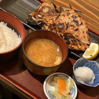 金目鯛定食(白銀屋 西八の分店 (シロガネヤ))