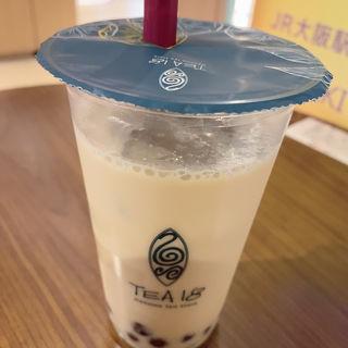 台湾ミルクティー(TEA18 エキマルシェ大阪店)
