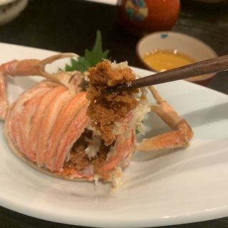 香箱蟹(味楽ゆめり)