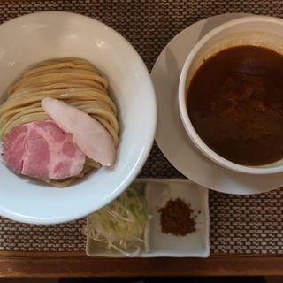 カレーつけ麺(つけ麺 和)