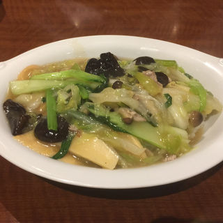 中華丼(小燕京 (ショウエンキン))