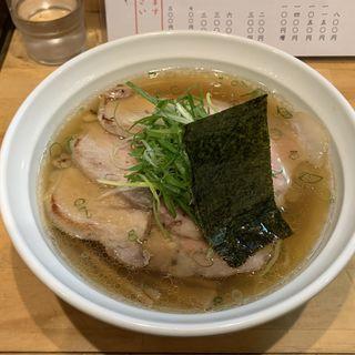 肉醤油(大阪麺哲 (メンテツ))