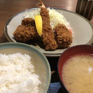 お楽しみ定食(銀座 井泉 (ぎんざ いせん))