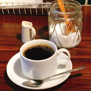 ホットコーヒー(poco a poco (ポコ ア ポコ))