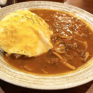 赤味噌オムハヤシライス(前田珈琲 本店 (マエダコーヒー))