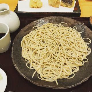 天せいろ蕎麦(白子)(松竹庵 ます川 )