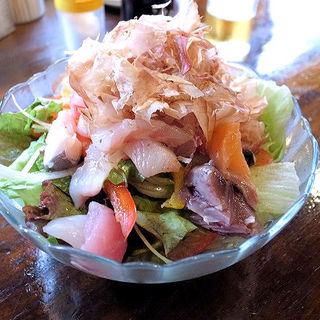 海鮮サラダ(地魚屋台 浜ちゃん  上野店 )