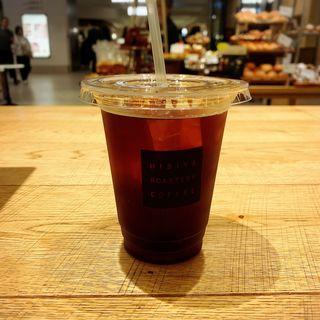 アイスコーヒー(日比谷焙煎珈琲)