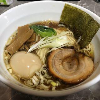 中華そば(あっさり鶏出汁)(製麺rabo )