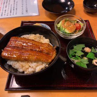 ランチ限定 鰻丼(鰻はし本)