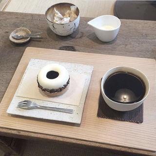 ティラミスケーキ(菓子・茶房 チェカ)