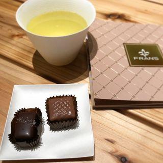 チョコレート(「Fran's Chocolates(フランズ チョコレート))