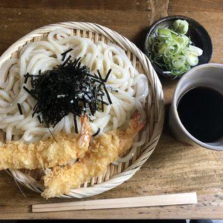 天ざるうどん(鶴喜 )