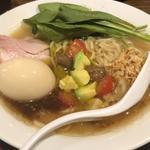 根菜だし味噌ポタ(ヴィーガン)(だし廊)