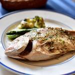Aコース 本日の魚料理