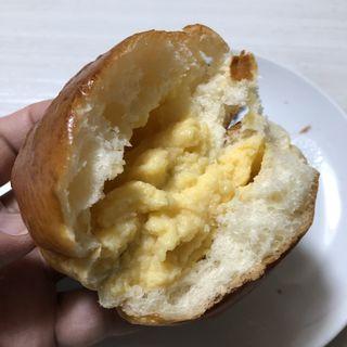 自家製クリームパン(ブーランジェリー カワ 東天満店)