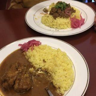 チキンカレー(カリーショップ豆くじら)