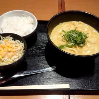 カレーうどんセット(せんきち 渋谷道玄坂店  (千吉))