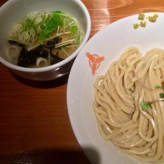 鯛しおつけ麺(中)(三田製麺所 阪神野田店)