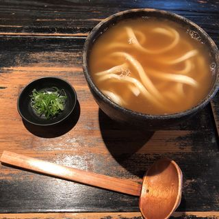 かけうどん(山元麺蔵 (やまもとめんぞう))