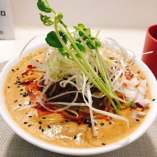 海老坦々麺(オコメノカミサマ )