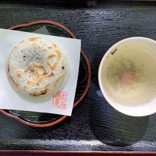 梅ヶ枝餅(お石茶屋)