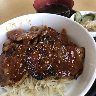 豚バラ丼 250g(韓国料理 はるはる)