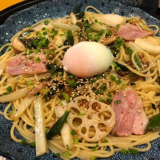 よくばりスパゲティー(五右衛門 目黒駅前店 )