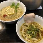 元祖 昆布水のつけ麺 Ultimate