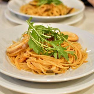 季節のスパゲティー (サヴィニ (SAVINI))