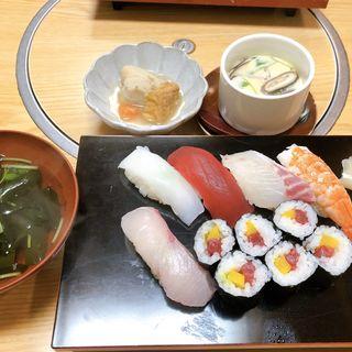 寿司定食(寿司割烹いろは )