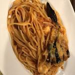 ナスとモッツアレラ(マンマパスタ 新鎌ヶ谷店 (Mamma Pasta))