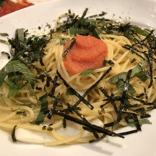 たらことイカの和風(マンマパスタ 新鎌ヶ谷店 (Mamma Pasta))