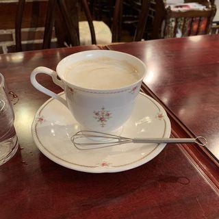カフェオレ(茶望留)