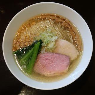 塩らぁ麺(らぁ麺 すぎ本 )