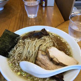 中華そば(すずめ食堂 )