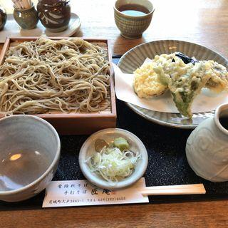 野菜天せいろ(匠庵 (ショウアン))