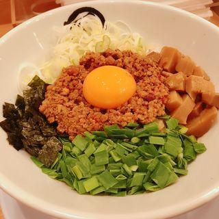 台湾まぜそば(麺やマルショウ 地下鉄新大阪店 )