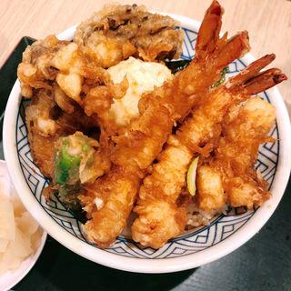 天丼(金子半之助 川崎ラゾーナ店)