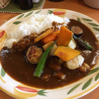 野菜カレーM(クミン )